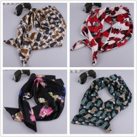 Square silk scarves for women china Scarf