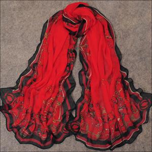 Cheap silk scarf china Scarf