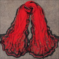 Cheap silk scarf china Scarf