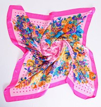 Cheap silk head scarves china Scarf