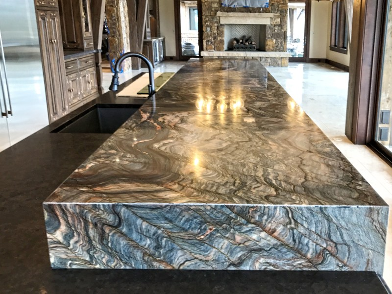 Large Of Center Island Countertops