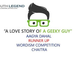 Aagya-Dahal-A-love-story-of-geeky-guy