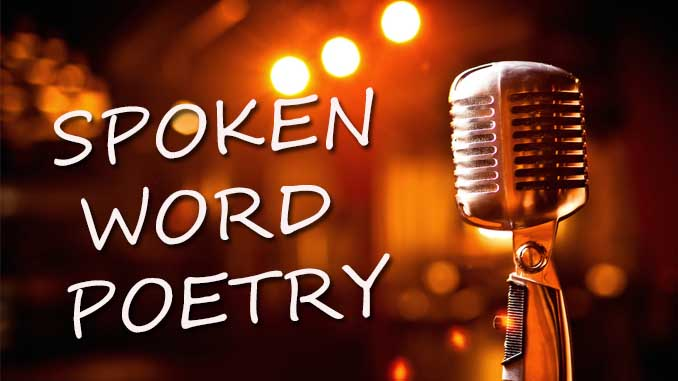 What is Spoken Word Poetry by 3 aspiring Nepali spoken word poets?