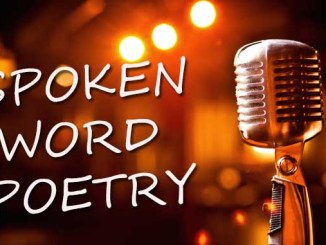 spoken word poetry