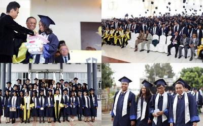 Graduation promotion Harialo INSCAE