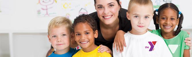 Child Care  Preschool - Treasure Valley Family YMCA