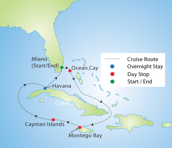 Cuba and Caribbean Escape YMT Vacations