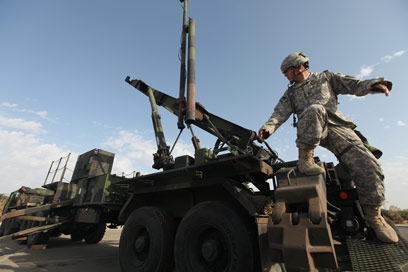 u.s. israel military exercise