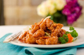 Yo Eastern Fusion Sweet And Sour Pork