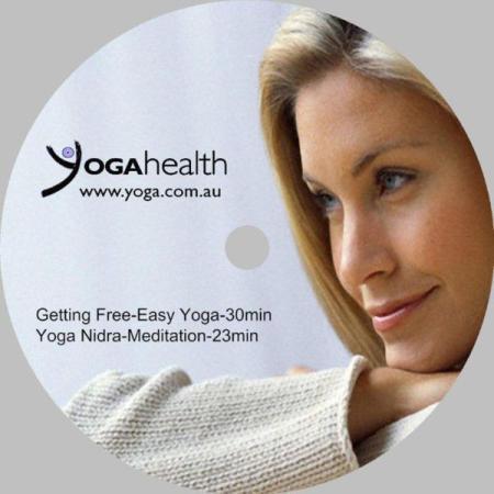Basic body release and yoga nidra