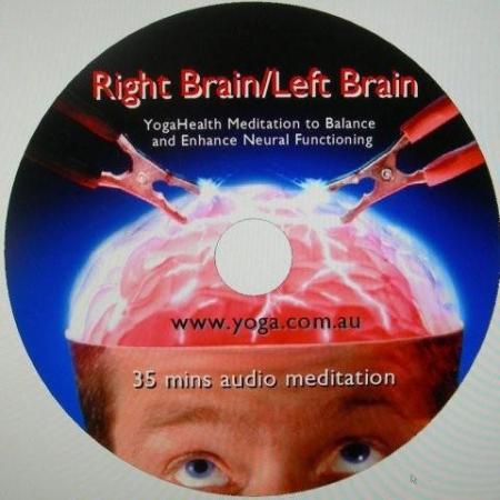 Balancing left and right brain hemispheres