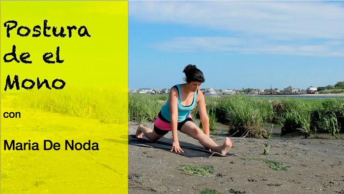 Postura del - Inicio yoga en casa ...