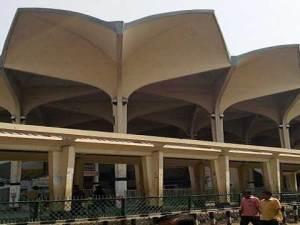 Kamalapur Railway Station Dhaka