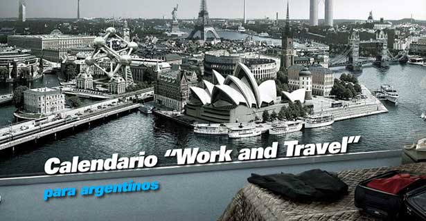work and travel destinos argentinos