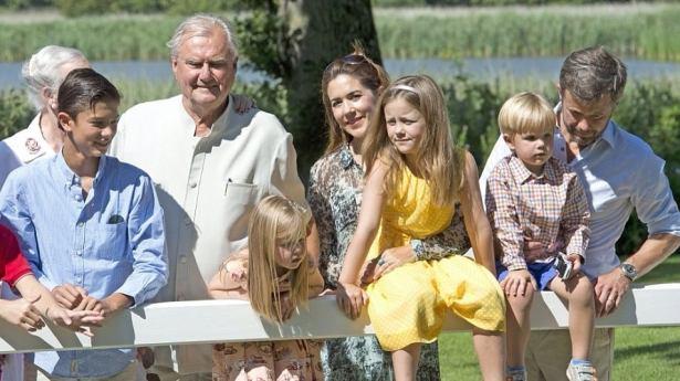 campaña para que los daneses tengan mas hijos