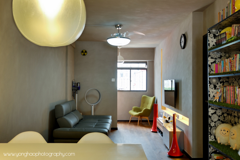 Dining Living Area by YongHao Photography