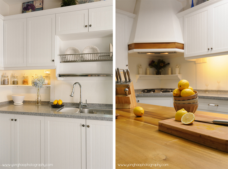 Yet another beautiful kitchen from country concept a for Country style kitchen singapore