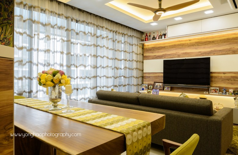Interior Photography for Living Gaia, Blossom Residences. Featured in Squarerooms June 2015 issue
