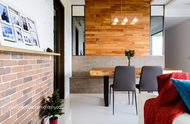 Interior Photography of Foresque residential unit by Starry Homestead