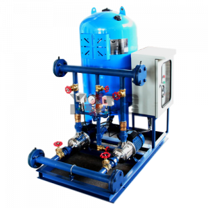 Booster Pump System
