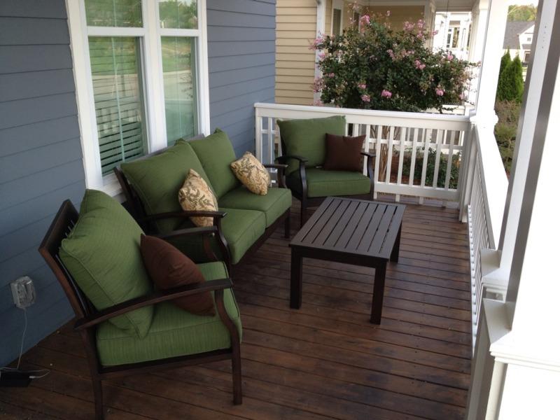 Porch Furniture Considerations Yonohomedesigncom