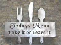 Kitchen wall decor pictures and stickers to accentuate the ...