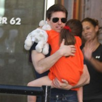 Tom Cruise Breaks Down In Tears Over Suri's Birthday Card