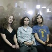 Russia's female punk band protesters jailed for two years