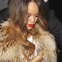 Smoking What? Rihanna And Chris Brown PDA At Grammy After Party