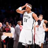Paul Pierce scores season-high 33 points, but effort wasted by Brooklyn Nets