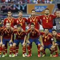 Soccer: Spain heads FIFA rankings, Brazil rises to No. 3