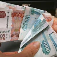 Russia forecasts economic slump as bailed-out bank gets more funds