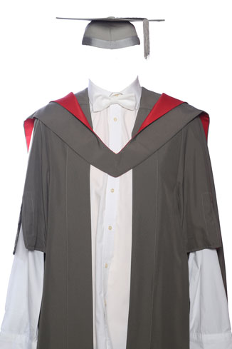 Order your gown - Student home, The University of York