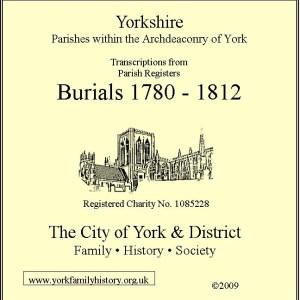 Burial Index CDs