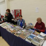 Manor Academy Bookstall.