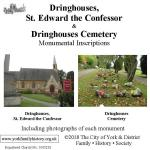 Dringhouses Monumental Inscriptions