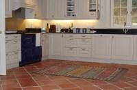 Terracotta Floor Tiles | Rustic floor tiles | Smooth tiles