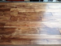 5'x 3/4' tobacco road natural hand-scraped acacia wood ...