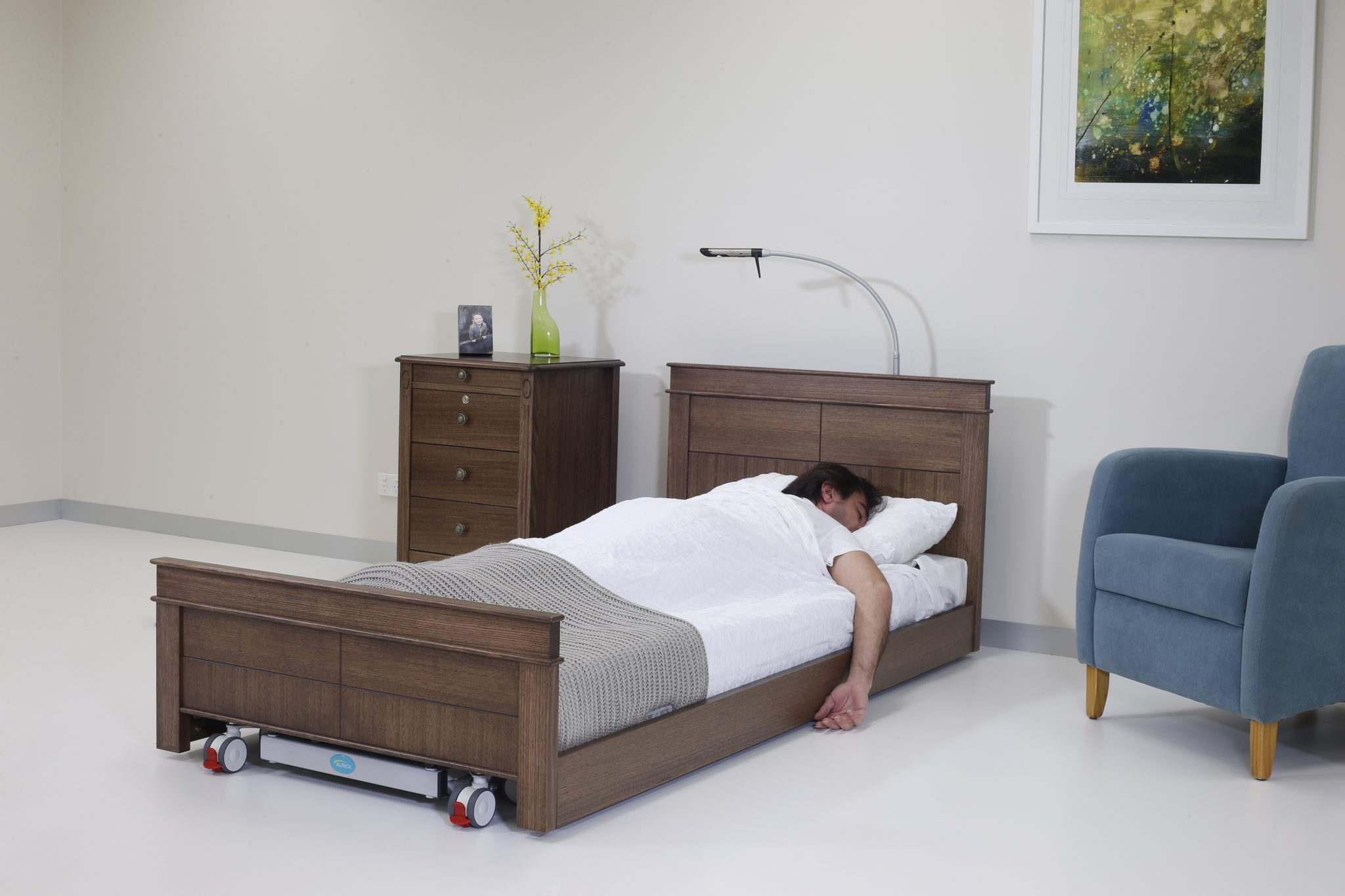 How To Prevent Falling Out Of Bed Yorkshire Care Equipment