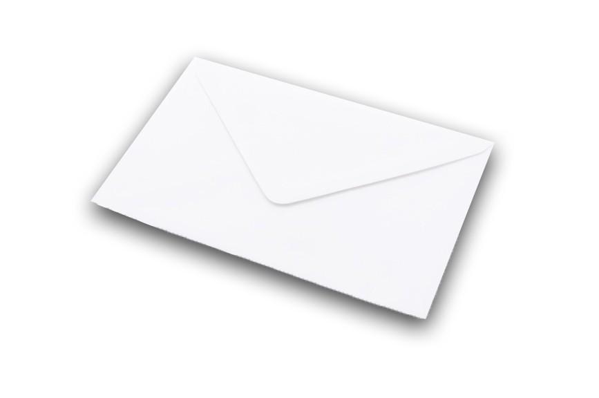 White Laid Envelope - Yorkshire Envelopes, Greetings Card Envelopes