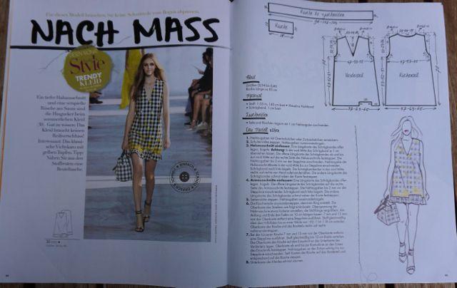 fashion style pattern drafting