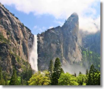 Upper Yosemite Falls Wallpaper Yosemite Hikes Bridalveil Fall