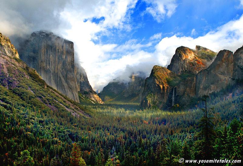 Yosemite Falls Wallpaper Driving Yosemite Valley Yosemite Tales