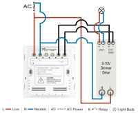 Sensational 0 10V Dimmer Wiring Diagram Dimmer Switch Installation Wiring Database Gramgelartorg