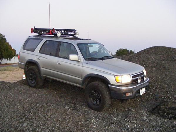 Show Me Your Safari Rack On Your 3rd Gen 4runner Page 9