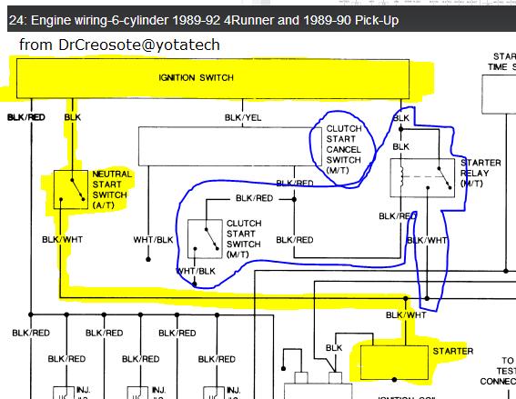 92 explorer starter solenoid wiring diagram auto electrical wiring 92 explorer starter solenoid wiring diagram gallery