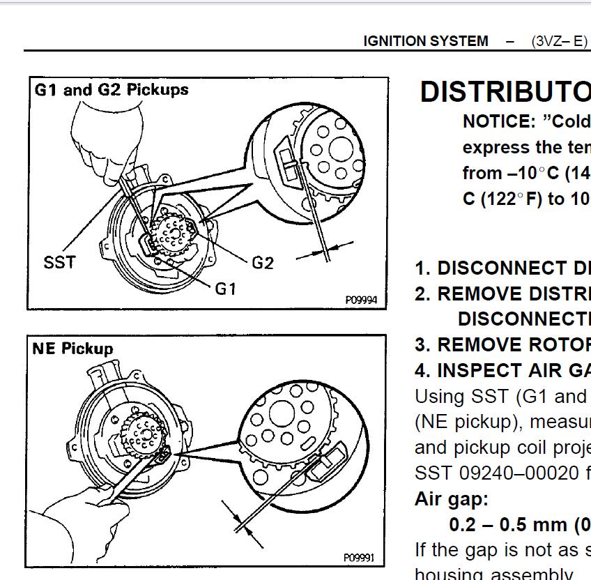 ford ranger 2.3 spark plug wire diagram