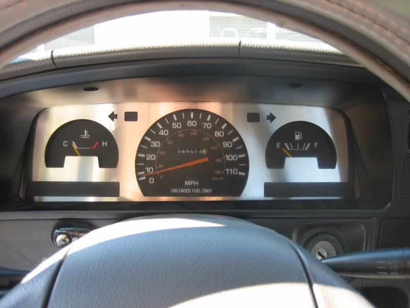 SR5 Gauge Cluster Swap - How-to, with pics! - YotaTech Forums