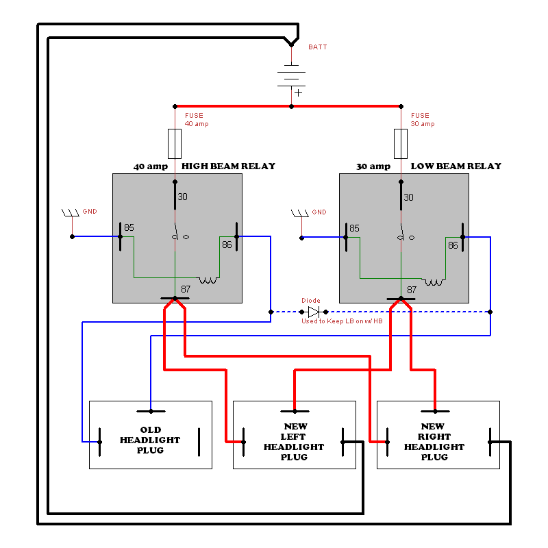 89 toyota truck fuel wiring diagram
