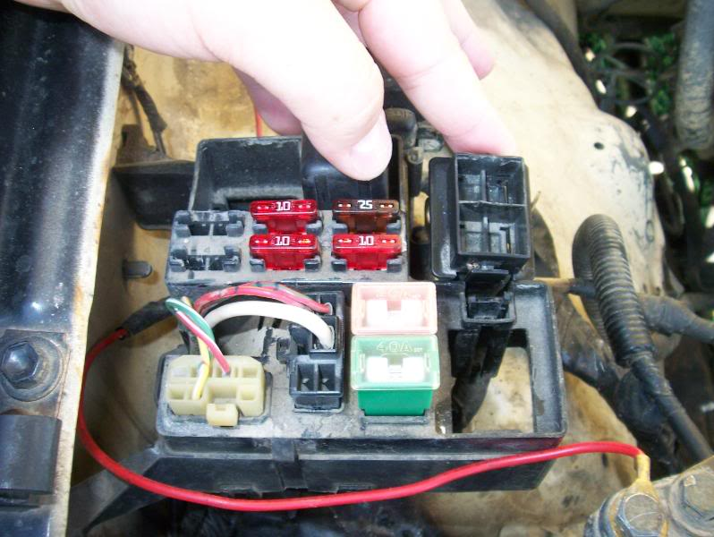Fuse Box 87 Toyota Pickup Wiring Diagram